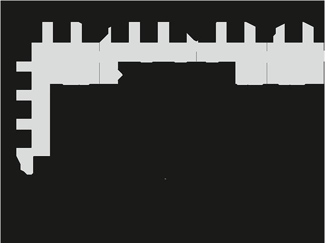 Apartamenty Klonova Park - Budynek A, Piętro 0 - Rzut