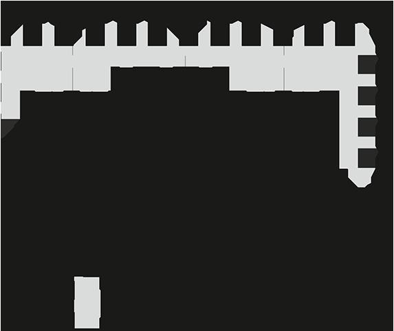 Apartamenty Klonova Park - Budynek B, Piętro 0 - Rzut